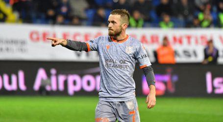 Yeni  lider Başakşehir :2-1
