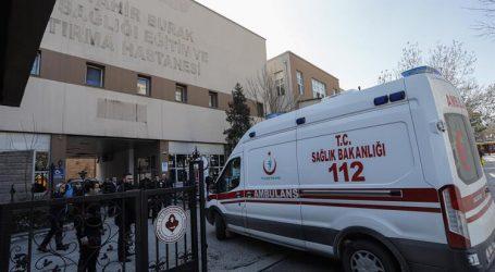 Tahran uçağı Corana Virüsü yüzünden   Ankara' ya indi