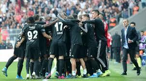 Beşiktaş galip:2-1