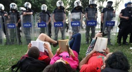 Gezi davasında sekiz sanık hakkında beraat kararı çıktı…