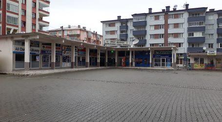 OTOGARLAR SESSİZLİĞE BÜRÜNDÜ