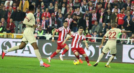 Sivas'ta gol düellosu:2-2