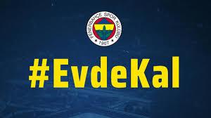 """""""Evin de kal Türkiye"""""""