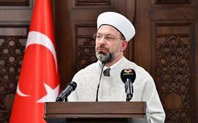 Ali Erbaş 'ın görev süresi 4 yıl uzatıldı