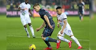 Trabzonspor:5-Rizespor:2