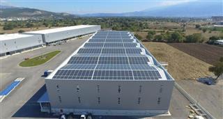 OSB'lerde güneş enerjisinden elektrik üretmenin önü açıldı