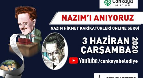"""""""MAVİ GÖZLÜ DEV"""" İÇİN SERGİ VE ŞİİR DİNLETİSİ"""