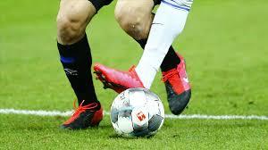 Almanya'da futbola dönüş