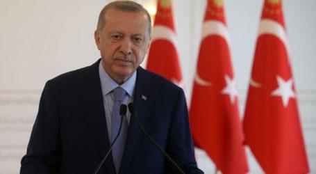 Erdoğan:'Temizlik, maske, mesafe.'Yani TAMAM