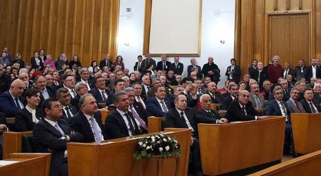 CHP'li 97 Milletvekiline fezleke KISKACI