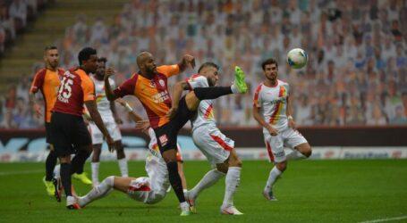 Galatasaray ,nihayet:3-1