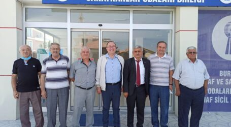 CHP'Lİ BELEDİYE BAŞKANLARI  BURDUR'DA BİR ARAYA GELDİ.