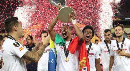 UEFA kupası Sevilla' nın