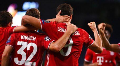 Finali Bayern Münih- PSG oynuyor