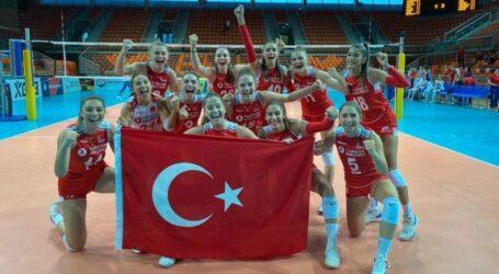 Genç Kızlarımız Avrupa Şampiyonası'nda finalde!