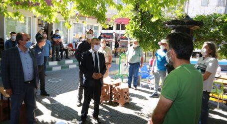 ARTVİN'DE CORONA VİRÜS DENETİMLERİ YOĞUNLAŞTI