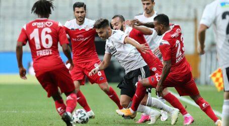 Beşiktaş Antalyaspor a takıldı:1-1