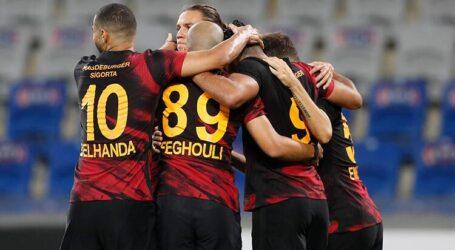 Galatasaray 2:-Başakşehir:0