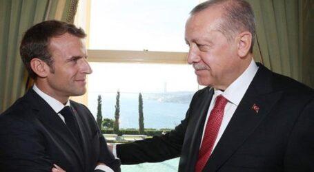 Macron, Erdoğan' a kızdı Elçi'sini  geri çağırdı