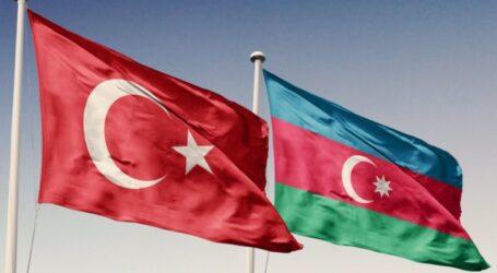 Azerbaycan'ın yanındayız….