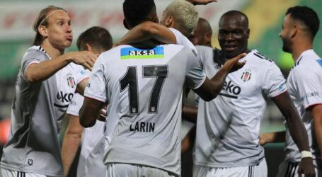 Beşiktaşa bir darbe de Antalya dan :1-1