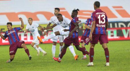 Trabzon yine mağlup:4-3