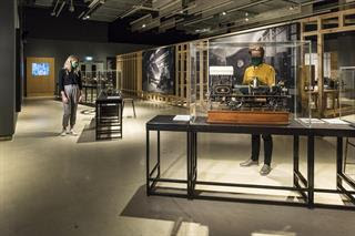 Rahmi M. Koç Müzesi'nin üç nadir lokomotif modeli  Londra Bilim Müzesi'nde sergilendi