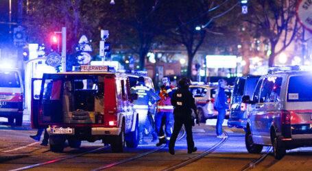 Viyana' da terör saldırısında 7 kişi öldü