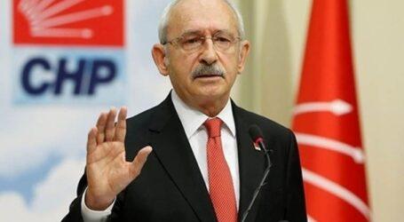 """Kılıçdaroğlu: Beni hapse atmak istiyorlar, """"Hodri meydan"""""""