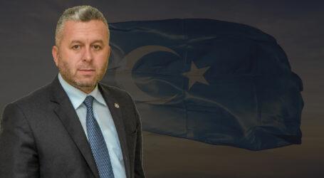 """""""Hain PKK ile mazlum Doğu Türkistan aynı kefeye asla konulamaz"""""""