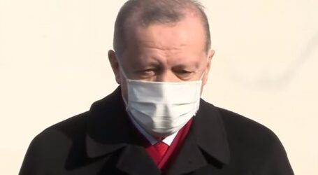Erdoğan:Yılbaşı partilerine geçit vermeyeceğiz