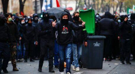 Paris'te şiddet olayları durmuyor