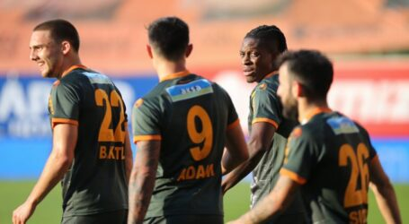 Alanyaspor 3-0 Başakşehir