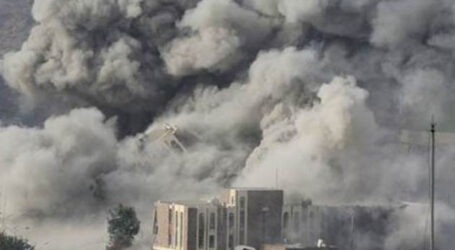 Riyad' ta patlama