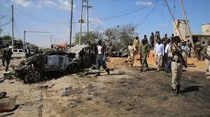 Somali'de Türk firmasına ait şantiyeye intihar saldırısı ;2 Türk işçisi öldü