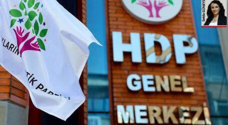 AYM, HDP'nin kapatılması için ilk önemli adımı attı