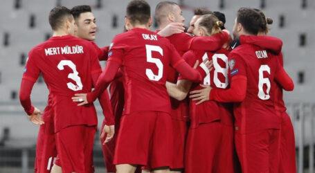Letonya ya yine  takıldık:3-3