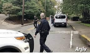 ABD' de silahlı saldırıda biri polis 10 kişi hayatını kaybetti