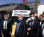 İYİ Parti Ankara İl Başkanlığından Çin' e protesto