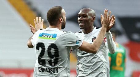 Beşiktaş kendine geldi.3-0