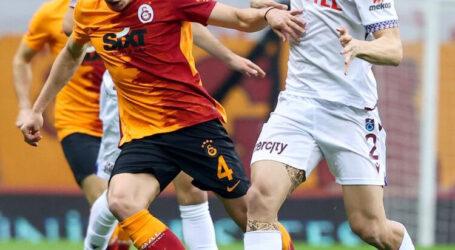 Galatasaray zirveden uzaklaşıyor:1-1