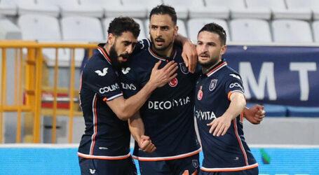 Başakşehir nihayet:1-0