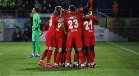 Beşiktaş engel tanımıyor:3-2