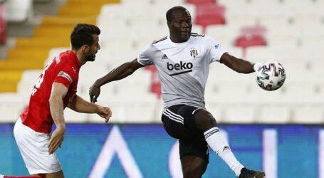 Lider Beşiktaş, Sivas' a da takıldı:0-0