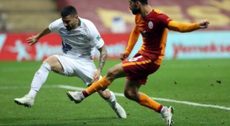 Galatasaray zar zor :1-0