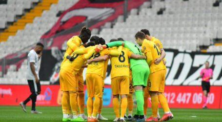 Ankaragücü ,Denizli ye takıldı:1-1