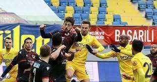 Başkent derbisini Ankaragücü kazandı:2-1