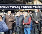 MANSUR YAVAŞ'TAN KIZILCAHAMAM ESNAFINA  DESTEK
