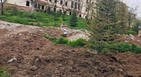 Tarihi Saraçoğlu Mahallesi'nde katliam gibi 'sözde restorasyon'