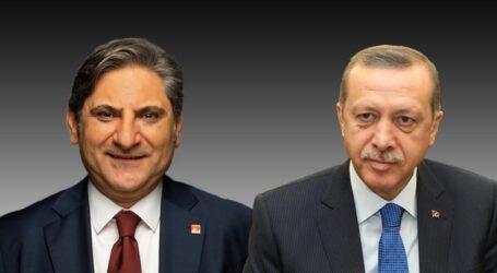 Erdoğan'dan Erdoğdu'ya 250 bin liralık dava
